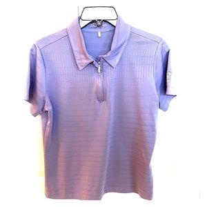 Nike Lilac Golf Shirt